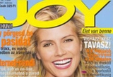 O aparitie <i>&ldquo;fresh&rdquo;</i> in revista Joy, Un iPod Touch<br />
