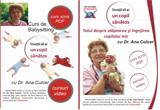 <b>6 cursuri pe CD 3 despre Alaptare si ingrijirea copilului mic si 3 despre Babysitting.</b><br />
