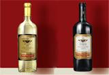 <b>50 de casete cu 2 sticle de vin vechi Gold Collection de la podgoria Pietroasele</b><br />