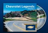 <b>Albumul &quot;Chevrolet Legends - Volume 1&quot; Editie Limitata</b><br />