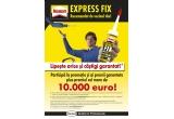 1000 x o trusa de scule, 1000 x minge de fotbal, 10.000 de euro