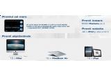 un card in valoare de 100.000 de euro,2 x iPad / saptamana, 2 x MacBook Air / saptamana, 2 x iMac / saptamana, 5.000 x pachet de tigari instant / zi, 40 x iPod Touch + alte premii (axclusiv pe site)