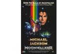 "un DVD original cu filmul ""Moonwalker"""