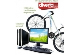 un calculator, 10 x bicicleta, 50 x voucher Diverta 50 RON