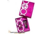 un set Paco Rabanne Black XS, voucher de reducere de 8 ron pe siteul Parfumexpress.ro / participant