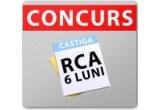 o asigurare RCA pentru 6 luni