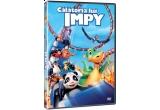 """un DVD """"Calatoria lui Impy"""" / zi"""