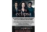 3 x invitatie pentru 2 persoane la filmul Saga Amurg: Eclipsa, la Hollywood Multiplex