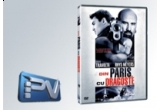 un DVD cu filmul From Paris With Love