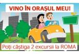 2 x excursie la ROMA