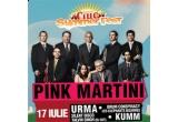 o invitatie la Ciuc Summer Fest - ziua Pink Martini