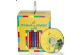 """3 x o """"Gentuta cu Povesti"""" si CD din colectia """"Povesti pentru cei mici"""""""