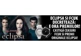 30 x ceas FCUK, 96 x obiect promotional original Eclipsa
