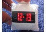 un ceas cu leduri sau 120 RON
