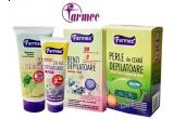 5 x set produse din gama depilatoare FARMEC