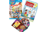 <b>8 premii, constand in cate un DVD Adibou, o carte de activitati Smart Kids si o mini-enciclopedie &quot;Afla tot&quot;</b><br />