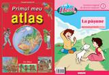<b>10 premii oferite de Erc Press, constand in 5 premii a cate o revista cu VCD Heidi si 5 premii a cate un atlas &quot;Primul meu atlas&quot;</b><br />