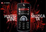 <b>Cate un telefon mobil Motorola Rokr E8 la fiecare 2 saptamani de concurs</b><br />