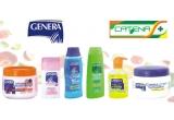 un set de produse cosmetice GENERA