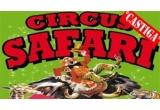 20 x invitatie dubla la Circus Safari
