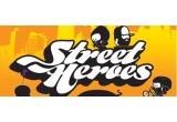 5 x invitatie dubla la Street Heroes pentru toate cele 3 zile ale festivalului