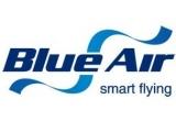 doua bilete de avion de la Blue Air
