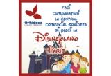 o vacanta de 5 zile pentru 4 persoane la Disneyland Paris, 2 x consola Playstation 3 cu joc, 2 x Playstation portabil, 2 x colectie de DVD-uri Disney