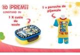 10 x o cutie de scule + o pereche de pijamale