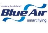 2 x un bilet de avion dus-intors catre orice destinatie Blue Air
