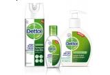 20 x set Dettol (Spray antibacterian pentru suprafete + Gel pentru maini + Sapun antibacterian)