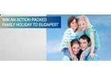 o vacanta la Budapesta pentru 4 persoane