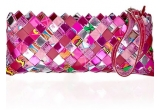 o geanta Moonlite Pink din colectia Nahui Ollin