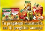 un cos de picnic / zi, 3 x voucher de 500 RON / saptamana, 3 x vacanta pe litoralul bulgaresc