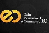 3 x invitatie la Gala Premiilor eCommerce 2010