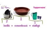 Forma Magica de silicon pentru copt (23 cm), Termotop, Carafa Nuovi Clasici 2l + 2 Pahare Nuovi Clasici 330 ml