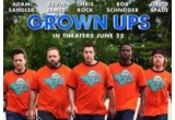 3 x set (tricou + sapca) Grown Ups