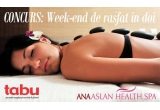 un weekend la spa-ul Ana Aslan pentru 2 persoane