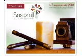 1 sapun natural solid Soap Mill la alegere, 3 x mini sapun Soap Mill la alegere