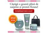 o geanta plina de surprize + premii Keune, 2 x set Ultimate Control (sampon, balsam si tratament)
