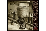 3 x boxset editie limitata Guns N' Roses, un CD Guns N' Roses - Chinese Democracy pentru toti participantii