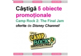 "5 x set de obiecte promotionale ""Camp Rock 2: The Final Jam"""