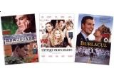 """10 x set 3 DVD-uri cu filmele """"Intrigi parfumate"""", """"Remuscare"""", """"Burlacul"""""""