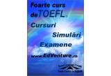 un curs TOEFL