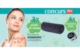 3 x aparat de masaj pentru gat si genunchi de la Kosmodisk, 5 x tensiometru digital