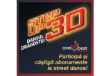 un abonament la cursuri de street dance