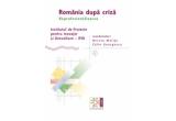 "3 x cartea ""Romania dupa criza – Reprofesionalizarea"""