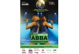 2 x invitatie dubla la concertul ABBA Generation