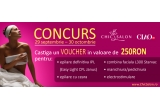 un voucher de 250 RON oferit de Chic Salon