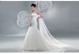 o rochie de mireasa Marithe de 1500 de euro