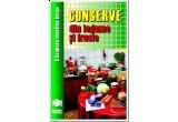 """5 x cartea """"Conserve din legume si fructe"""""""